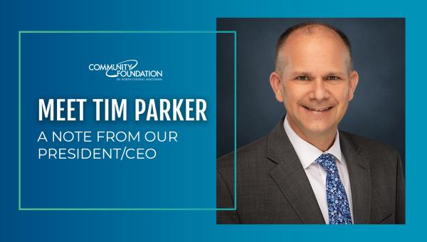 Meet Tim Parker CEO