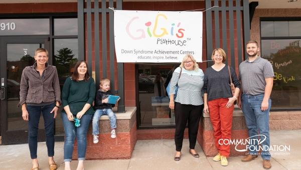 GiGi's Playhouse foundation