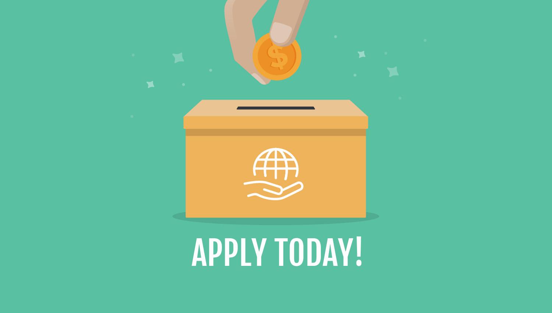 apply today community foundation