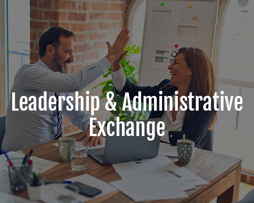 leadership exchange community foundation