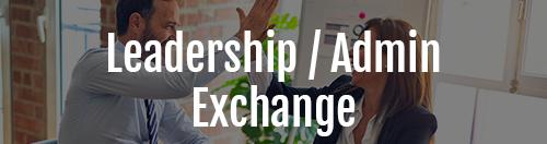 leadership administrative exchange