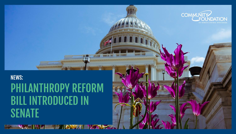 philanthropy reform bill