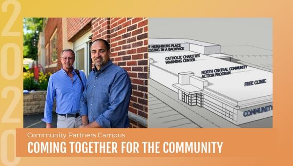 community foundation partners campus